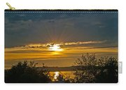 Sunset Over Steilacoom Bay Carry-all Pouch