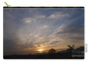 Sunset Over The San Fernando Valley Carry-all Pouch