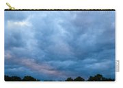 Sunset Painted Sky Carry-all Pouch