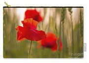 Sunset Poppies. Carry-all Pouch