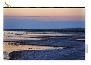 Sunset Salton Sea North Carry-all Pouch