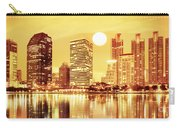 Sunset Scenes Of City Carry-all Pouch