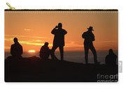 Sunset Silouettes Carry-all Pouch
