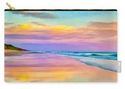 Sunset South Of Todos Santos Carry-all Pouch