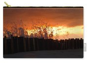 Sunset Splash 4 Carry-all Pouch