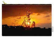 Sunset Splash 5 Carry-all Pouch