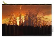 Sunset Splash 6 Carry-all Pouch