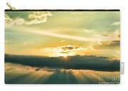 Sunset Sunbeams Carry-all Pouch