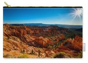Sunset Sunrise Carry-all Pouch by Chad Dutson