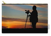 Sunset Videographer Carry-all Pouch