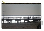 Sunsets On Coney Island Pier Carry-all Pouch