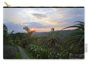 Sunsetting Over Costa Rica Carry-all Pouch
