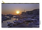 Sunsetting Over Rovinj 1 Carry-all Pouch