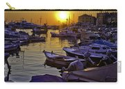 Sunsetting Over Rovinj 2 Carry-all Pouch