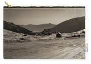 Sunshine At Hatcher Pass Carry-all Pouch