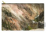 Sunshine On Grand Canyon In Yellowstone Carry-all Pouch