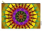 sunshine passion Flower Carry-all Pouch
