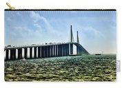 Sunshine Skyway Bridge - Tampa Bay Carry-all Pouch