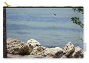 Sunshine Skyway From The Causeway Carry-all Pouch