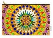 Sunshine Sunflower Carry-all Pouch