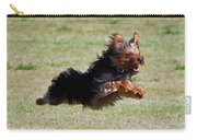 Super Yorkie Carry-all Pouch