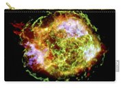 Supernova Remnant Cassiopeia A Carry-all Pouch