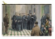 Supreme Court, 1881 Carry-all Pouch by Granger