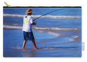 Surf Casting Carry-all Pouch by David Lane
