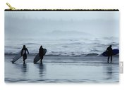 Surfing Tofino Carry-all Pouch