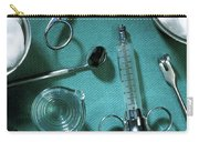 Surgical Still Life. Carry-all Pouch