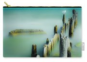 Surreal Sea Gull Carry-all Pouch