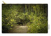 Surrounded By American Beauty Carry-all Pouch by Kim Henderson
