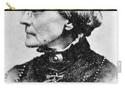 Susan B. Anthony, American Civil Rights Carry-all Pouch by Photo Researchers, Inc.