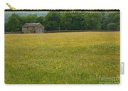 Swaledale Buttercup Meadow Carry-all Pouch