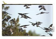 Swallows - All In The Family Carry-all Pouch