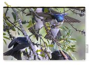 Swallows In Pooler Carry-all Pouch