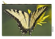Swallowtail And Friend Carry-all Pouch