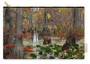 Swamp In Fall Carry-all Pouch