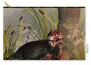 Swamp Lycaenops Carry-all Pouch