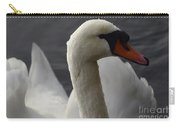 Swan Closeup Carry-all Pouch