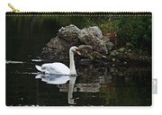 Swan I Carry-all Pouch