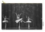 Swan Lake  White Adagio  Russia 4 Carry-all Pouch