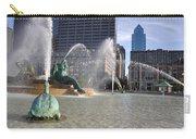 Swann Memorial Fountain In Philadelphia Carry-all Pouch