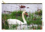 Swan's Marsh Carry-all Pouch