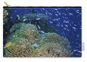 Swarms Of Small Baitfish Swim Carry-all Pouch