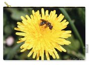 Sweat Bee Carry-all Pouch by Science Source