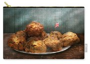 Sweet - Scone - Scones Anyone Carry-all Pouch by Mike Savad