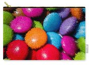 Sweet Abstract 3d Carry-all Pouch