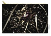 Sweet Alyssum Carry-all Pouch