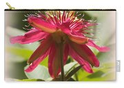 Sweet Dreams Passion Flower Carry-all Pouch